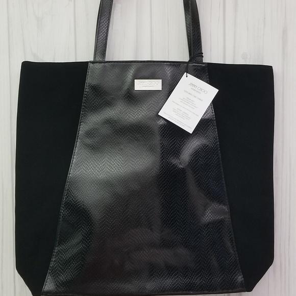 005f7bf95f Jimmy Choo Bags | Perfume Weekender Tote Bag | Poshmark